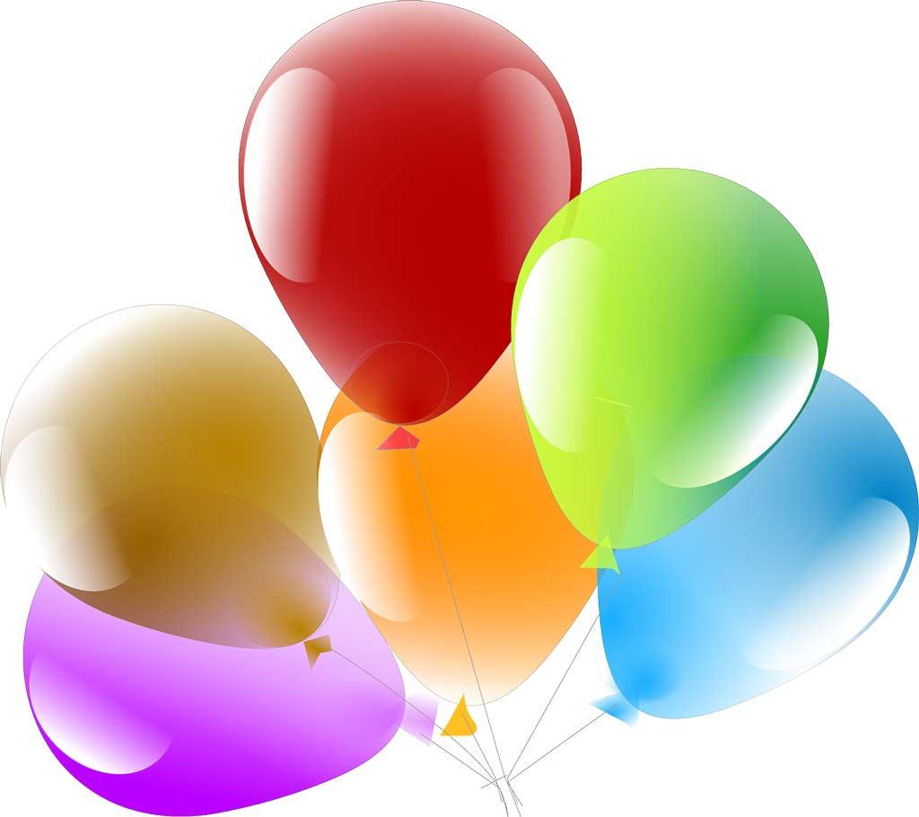 inflar globos con helio