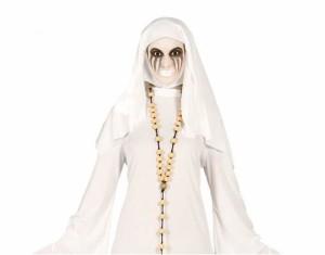 disfraz halloween monja fantasma