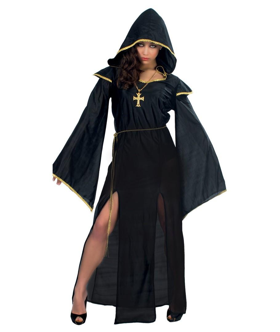disfraces haloween sacerdotisa