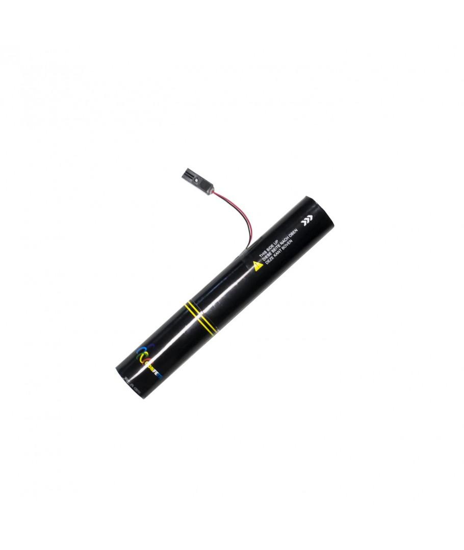 lanzador eléctrico de confeti