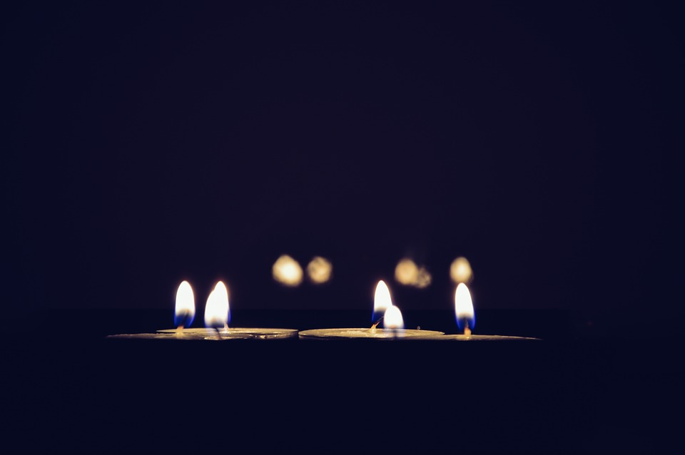 velas para piscinas