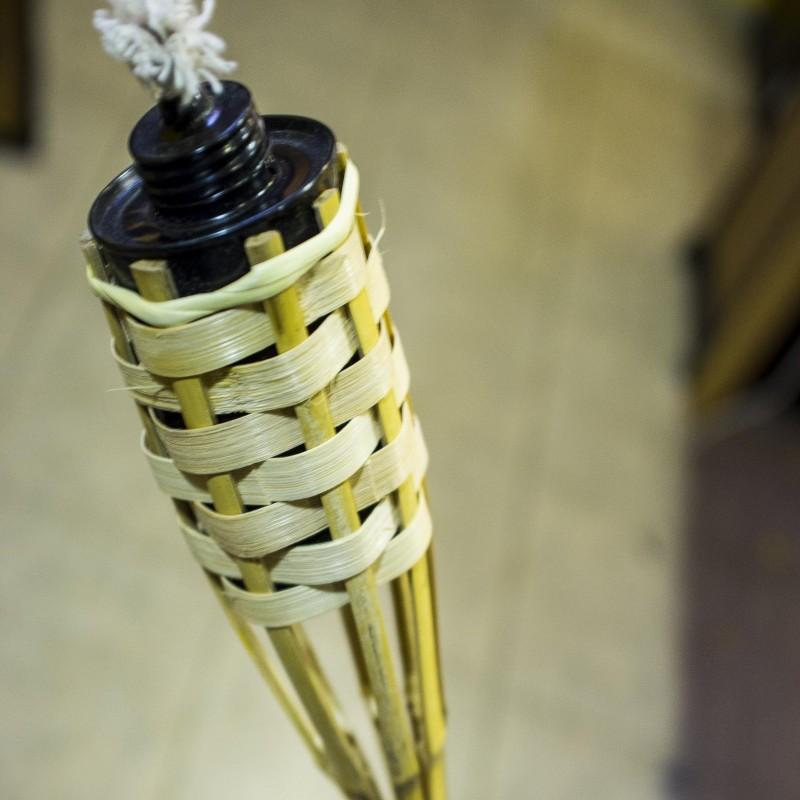 Antorchas de bambú: Guía para darles un buen uso - Blog Eutopica