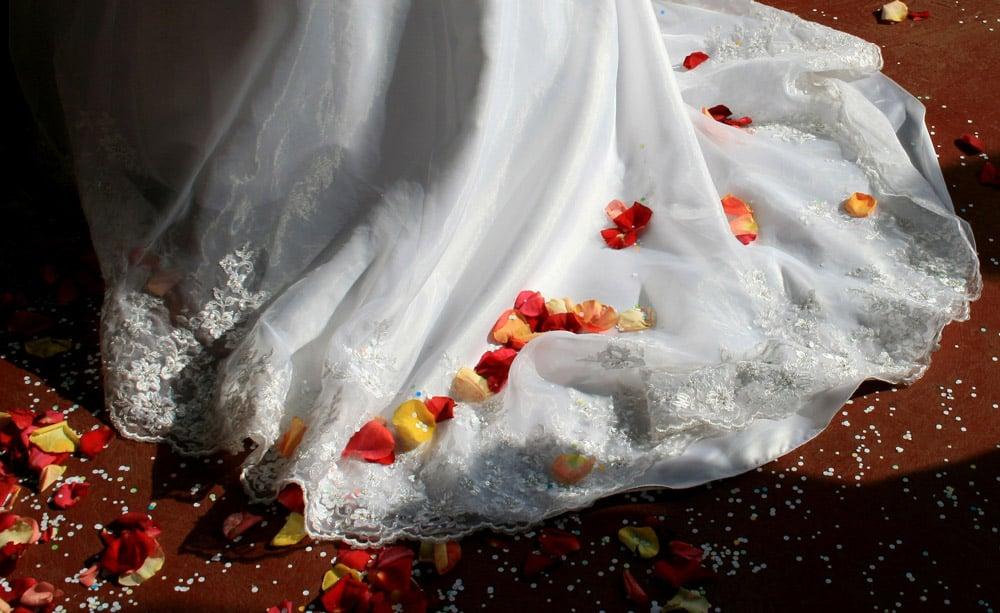 Tubos confeti bodas