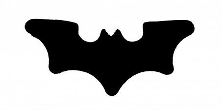 Confeti murciélago