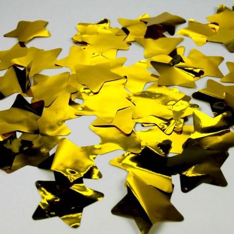 confeti estrellas