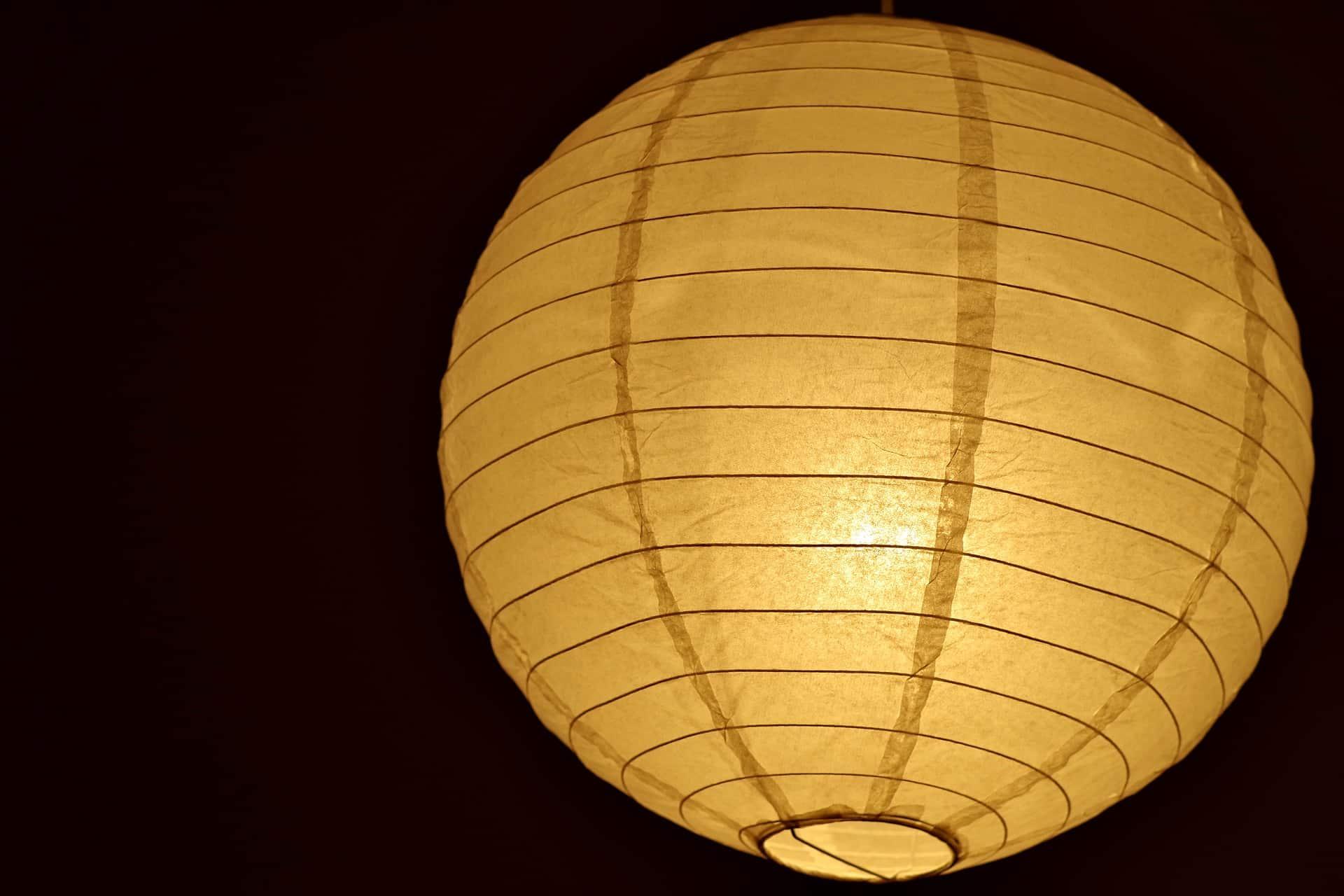 Consejos lámparas chinas