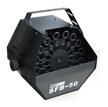 Máquina de burbujas SFB-50