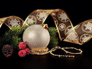 Adornos navideños para el árbol