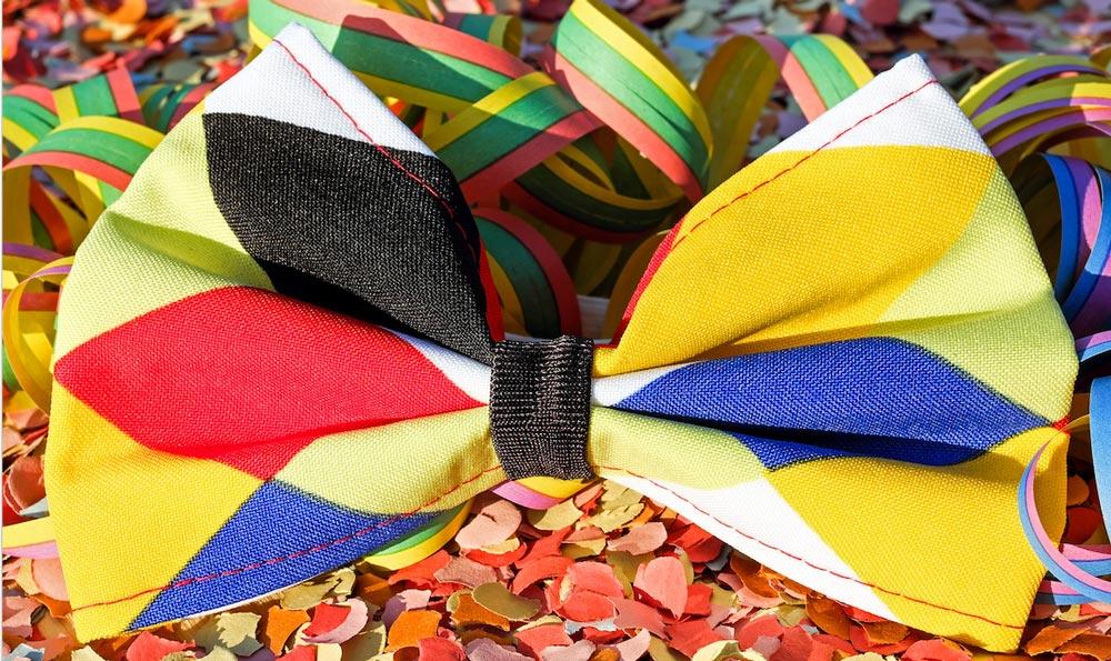 Confeti y serpentinas Carnaval