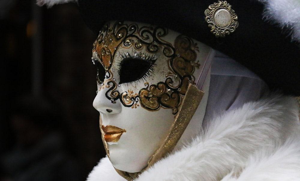 Máscaras y disfraces Carnaval