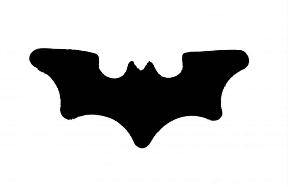 Confeti murciélagos