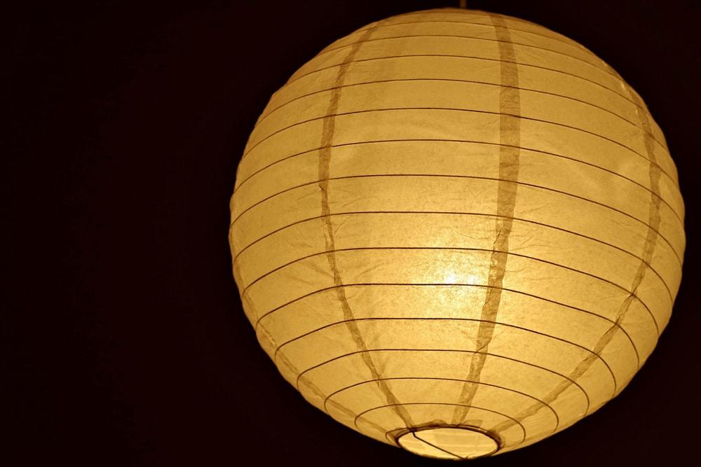 Ideas De Decoración De Interiores Ii Lámparas De Papel Blog Eutópica