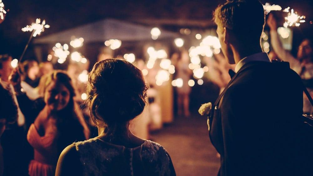Decoración y efectos bodas