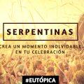 Serpentinas para eventos y fiestas