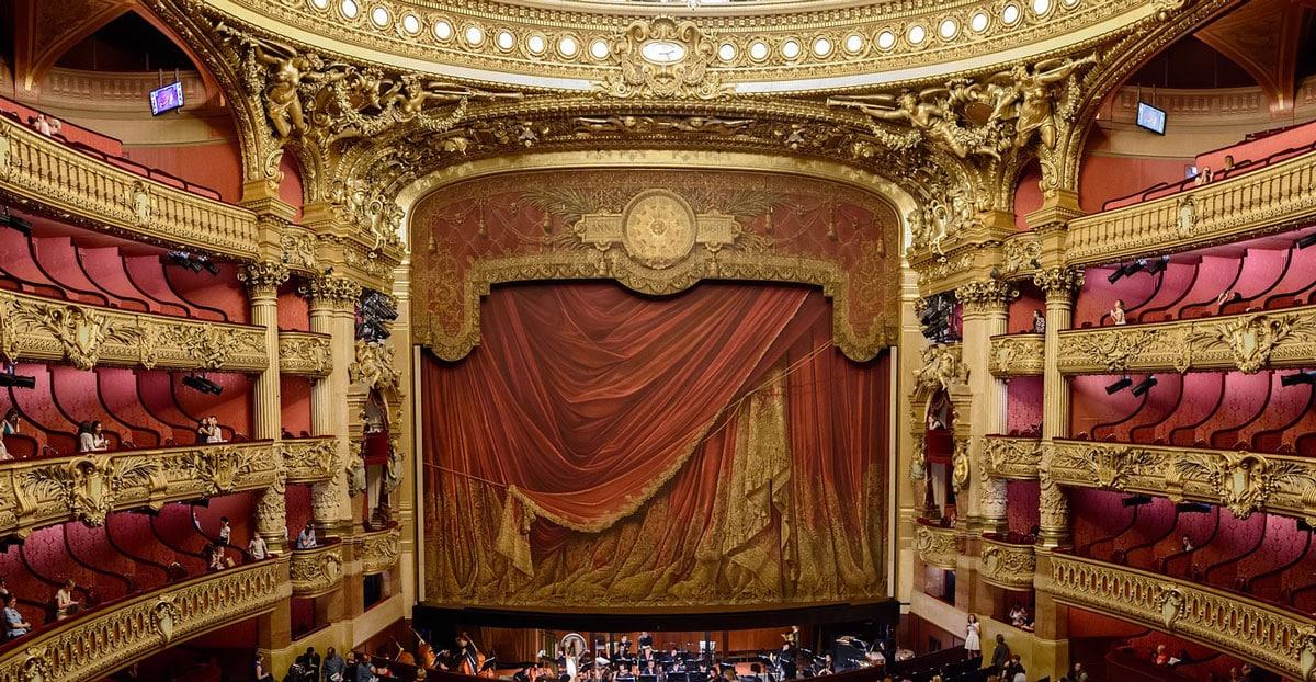 Teatro y escenario