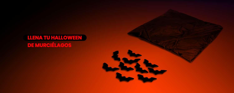 Halloween murciélagos