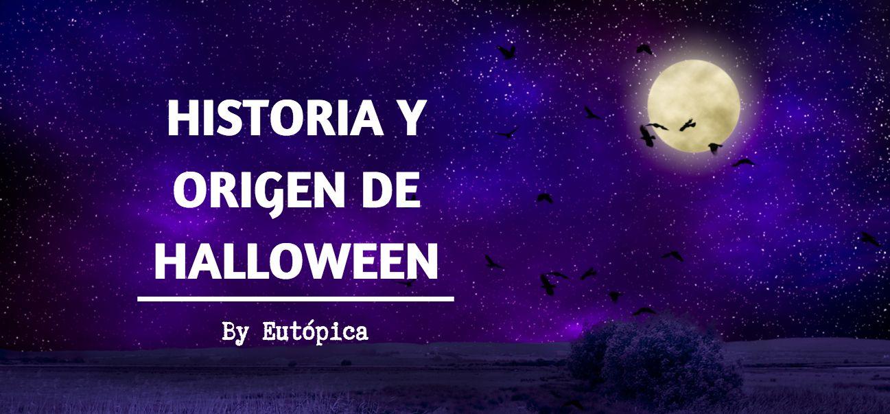 Historia y origen de Halloween