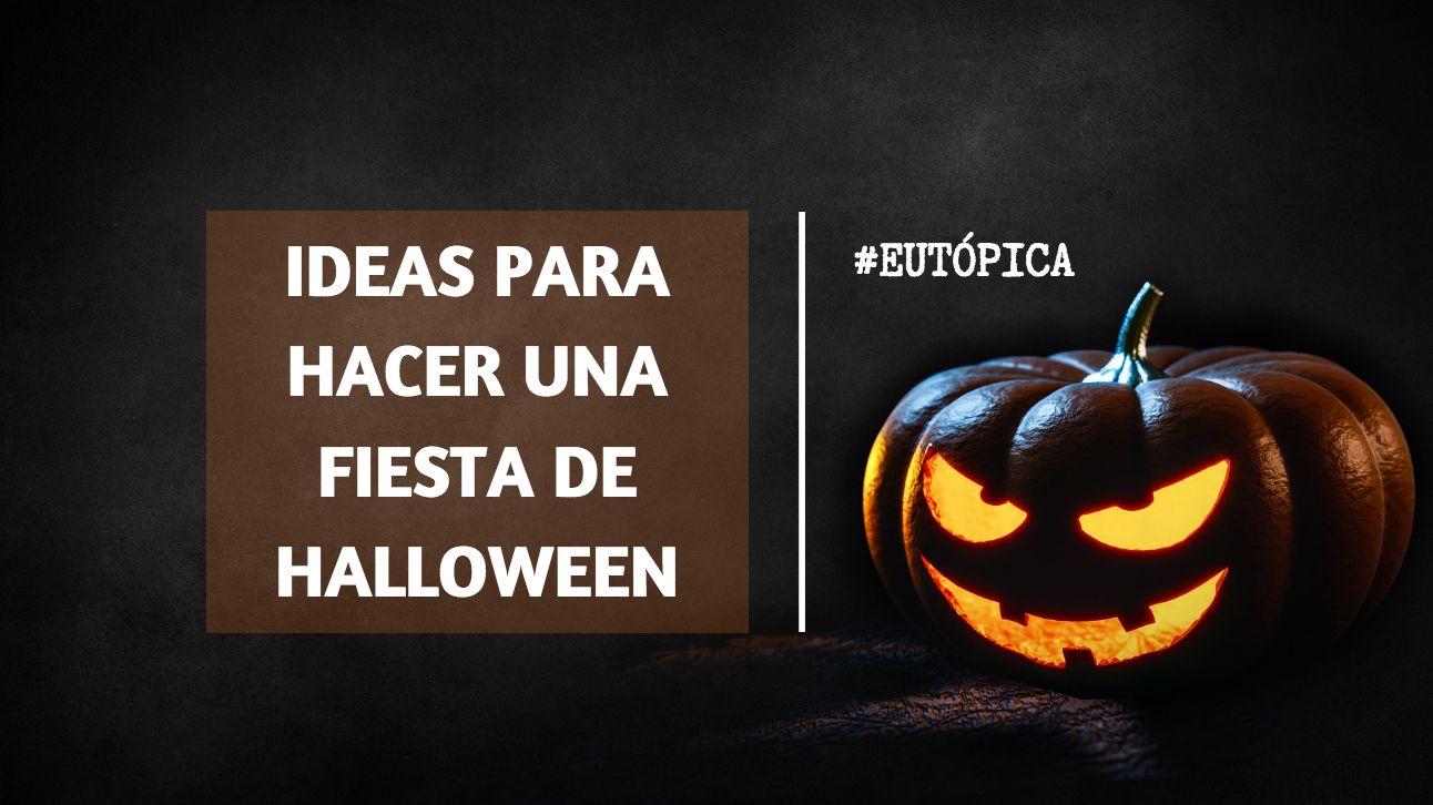 Ideas fiesta halloween