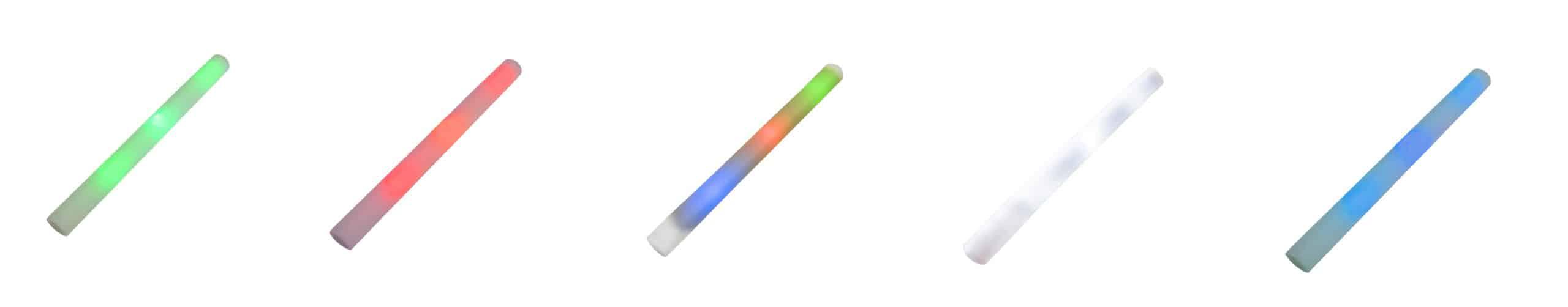 Palos LED multicolor