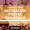 Consejos decoración fiestas navideñas