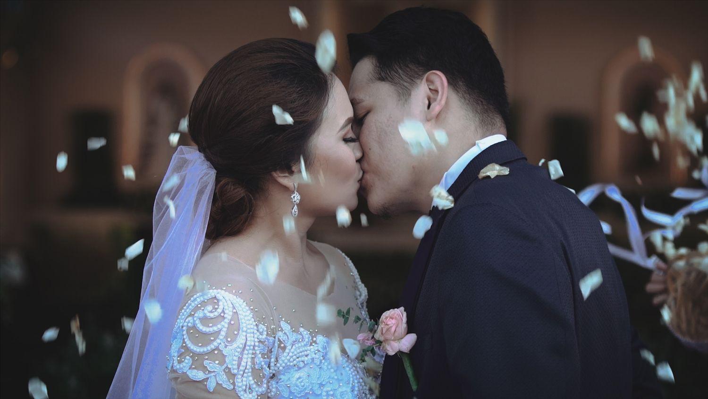 Pétalos boda