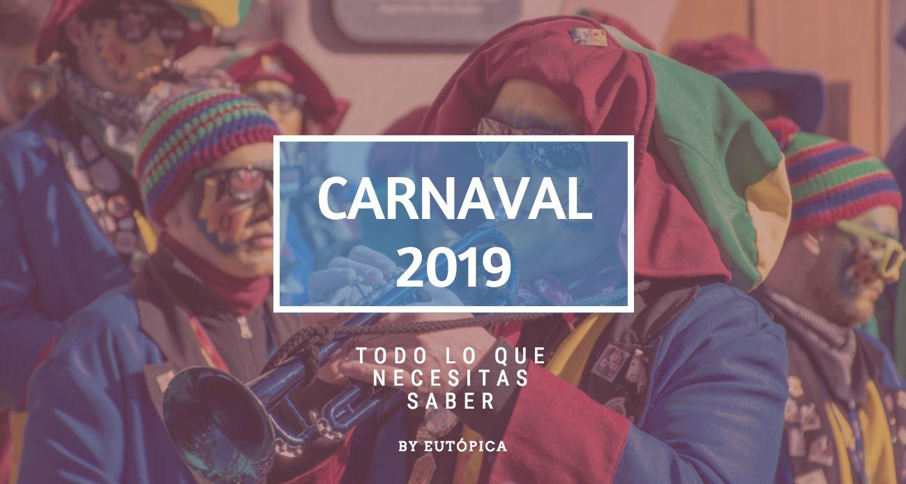 Todo sobre Carnaval 2019