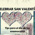 Tips Celebrar San Valentín