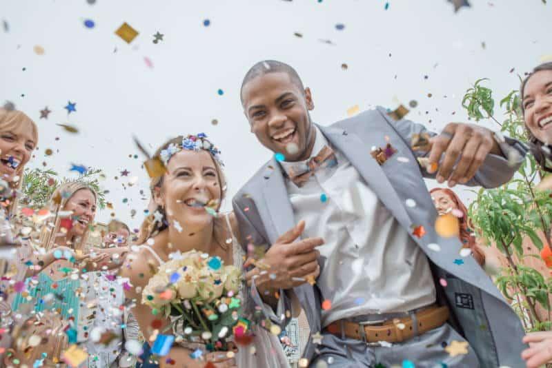 confeti biodegradable para bodas