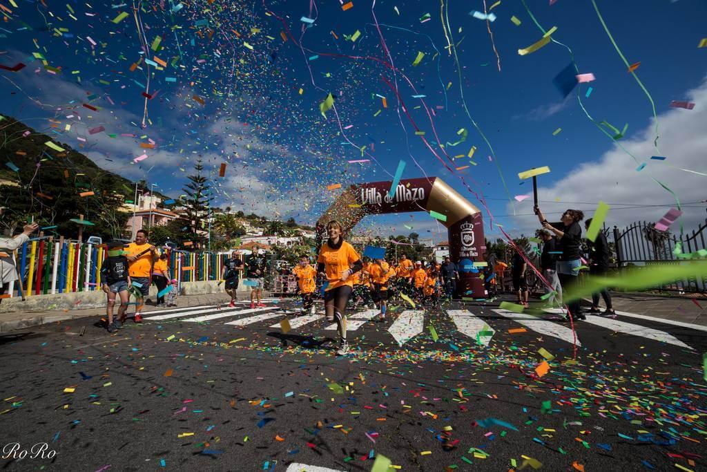 carrera autismo La Palma (islas Canarias) 2018